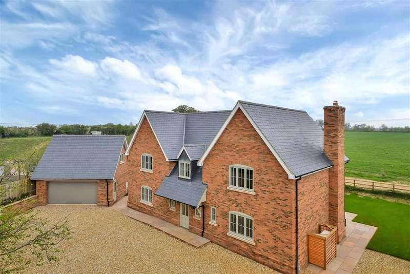 5 Bedrooms Detached House for sale in Lutterworth Road, North Kilworth