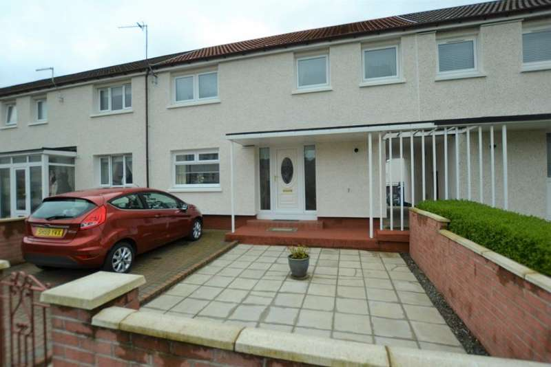 3 Bedrooms Terraced House for sale in Paterson Avenue, Irvine, North Ayrshire, KA12 9LR