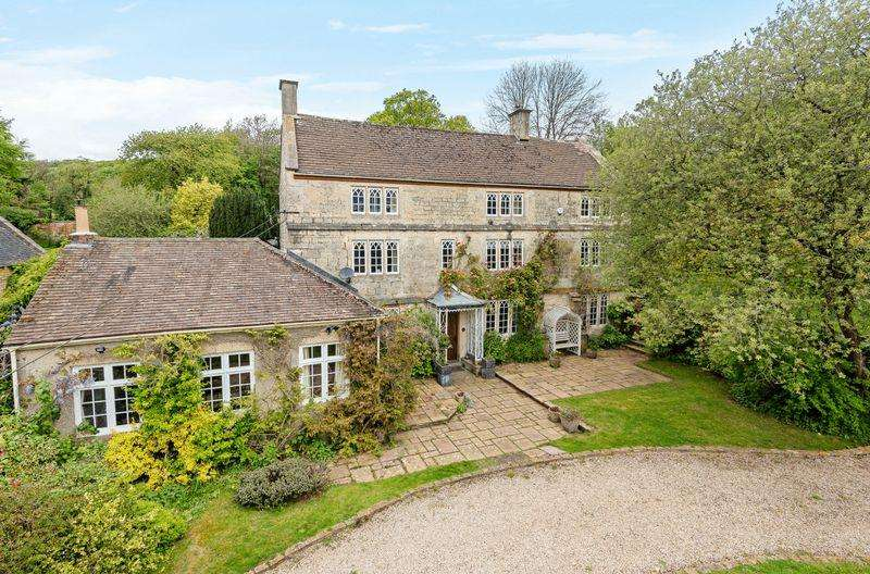 6 Bedrooms Detached House for sale in Pitchcombe, Stroud