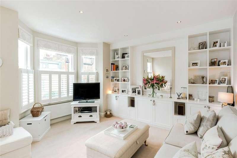 3 Bedrooms Maisonette Flat for sale in Bramfield Road, London, SW11
