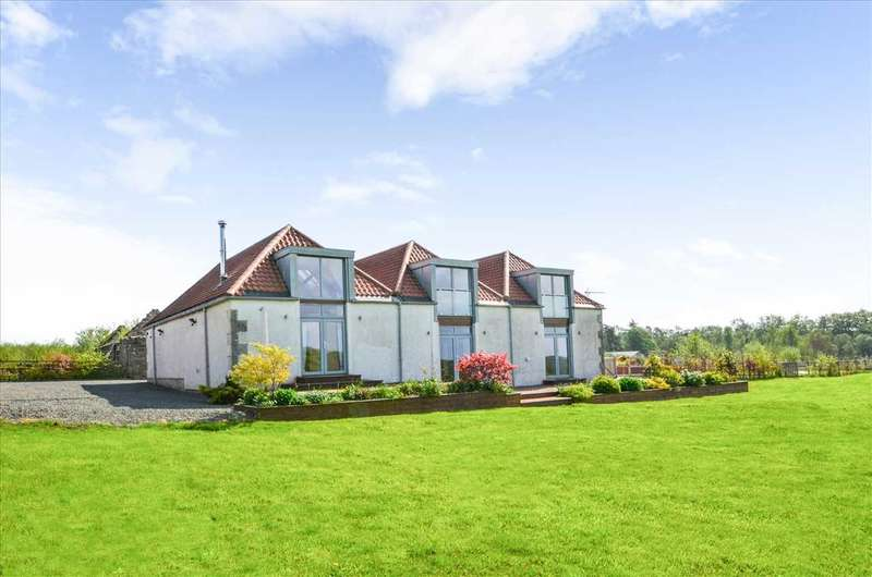 4 Bedrooms Detached House for sale in Half Moon Barn, Solsgirth