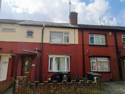 3 Bedrooms Terraced House for sale in Summerfield Road, Luton, Bedfordshire