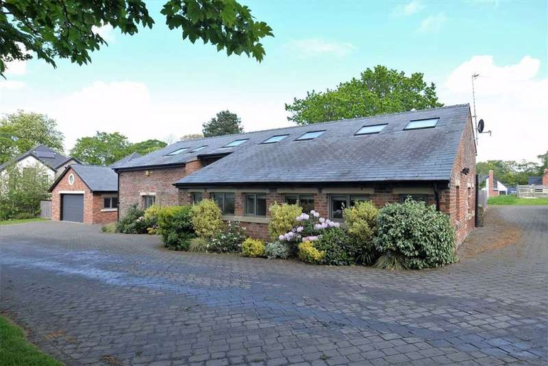 5 Bedrooms Barn Conversion Character Property for sale in Ribby Road, Wrea Green
