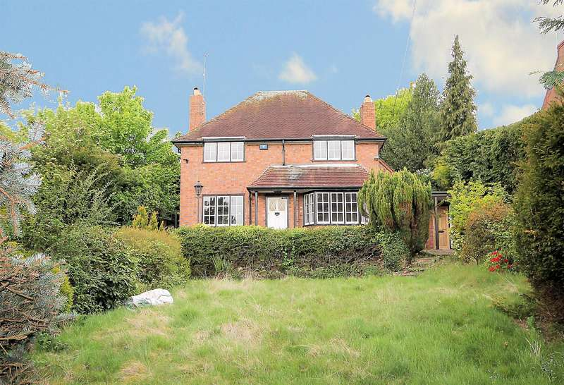 3 Bedrooms Detached House for sale in Packwood, Packington Lane, Hopwas, Tamworth, B78 3AY