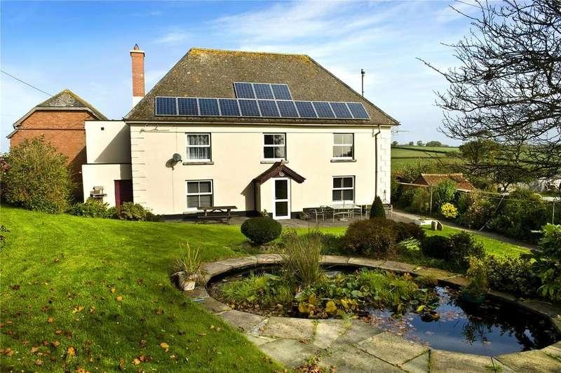 Farm Commercial for sale in Whole - Shobrooke Farm, Morchard Road, Crediton, Devon, EX17