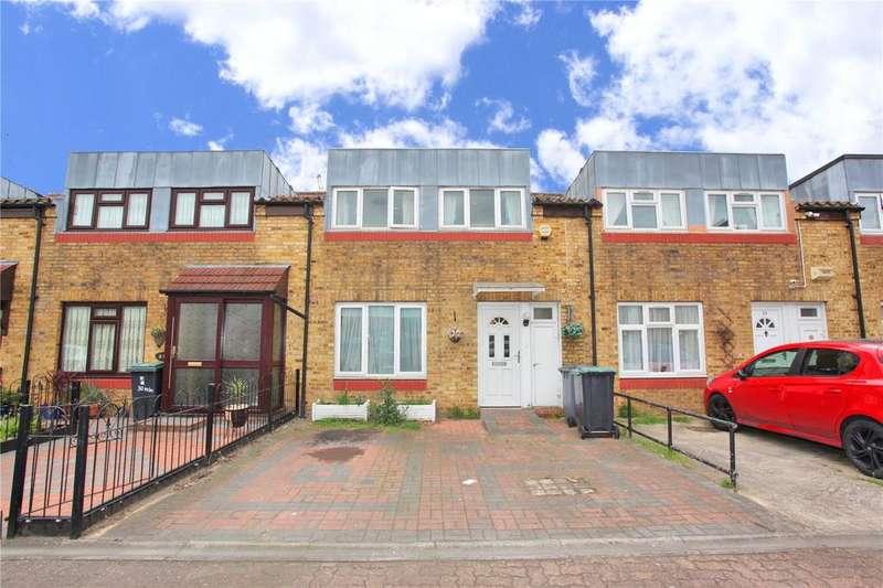 4 Bedrooms Terraced House for sale in Pelham Road, London, N15