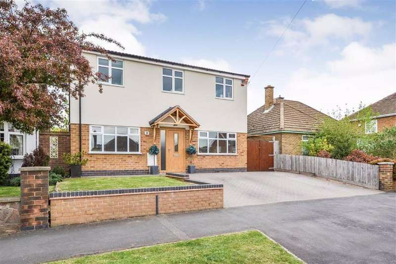 4 Bedrooms Detached House for sale in Burbage