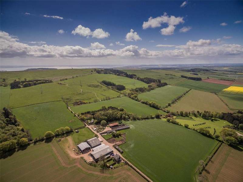 4 Bedrooms Farm Commercial for sale in Johnston Mains Farm, Laurencekirk, Aberdeenshire, AB30