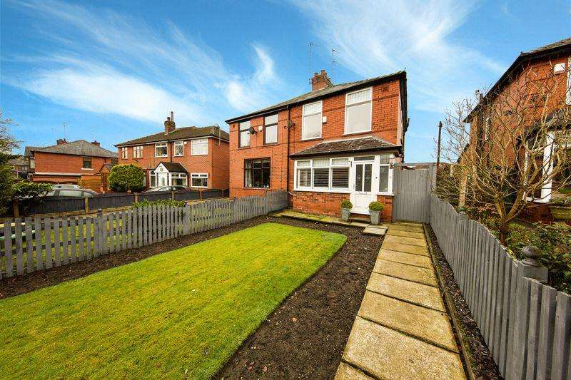 3 Bedrooms Semi Detached House for rent in Oulder Hill Drive, Bamford, Rochdale
