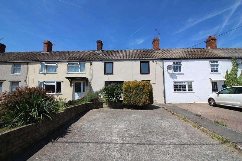 2 Bedrooms Cottage House for sale in Newport Road, Caldicot