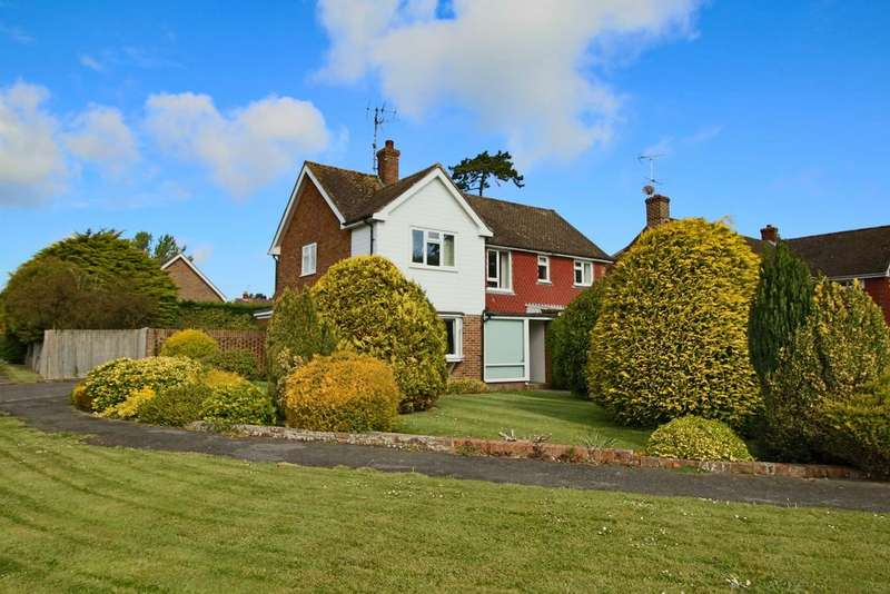 4 Bedrooms Detached House for sale in Beacon Hurst, Keymer, Hassocks, West Sussex