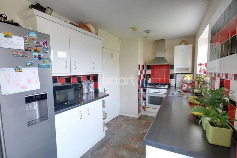 3 Bedrooms End Of Terrace House for sale in Farley Hill