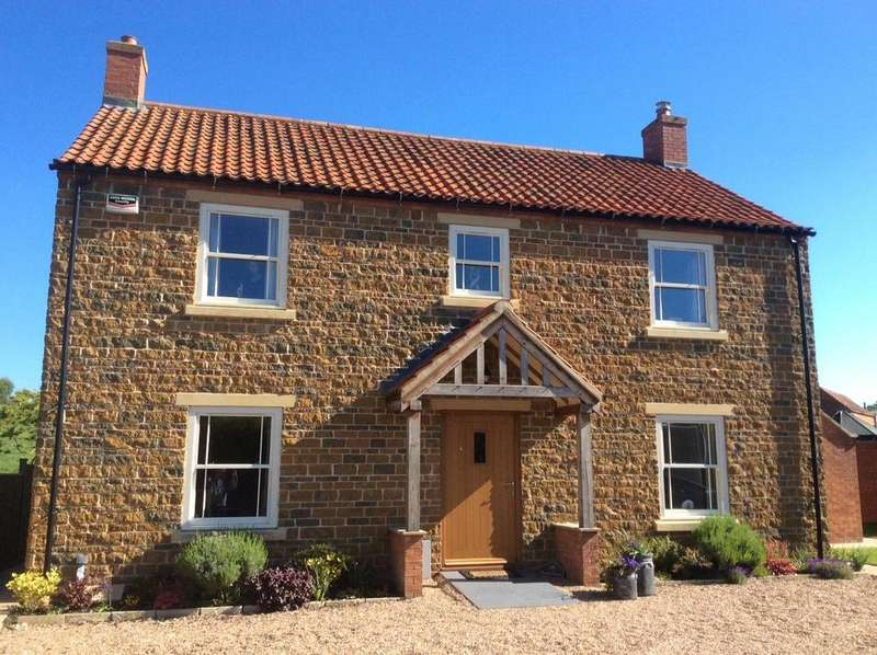 4 Bedrooms Detached House for sale in Devon House, 23 Cow Lane, Tealby, Market Rasen, LN8