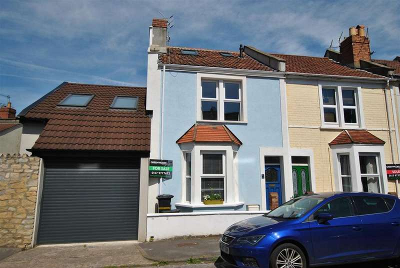 3 Bedrooms End Of Terrace House for sale in Park Avenue, Victoria Park, Bristol