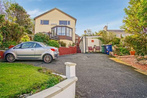 5 Bedrooms Detached House for sale in Turkey Shore Road, Holyhead, Anglesey