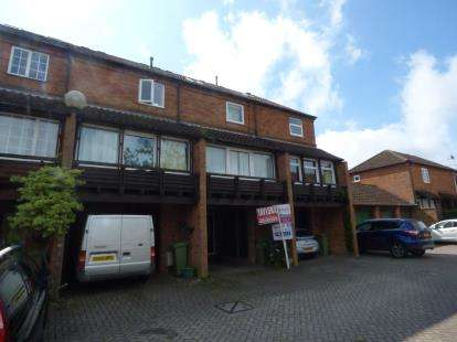 4 Bedrooms Terraced House for sale in Coopers Mews, Neath Hill, Milton Keynes, Bucks