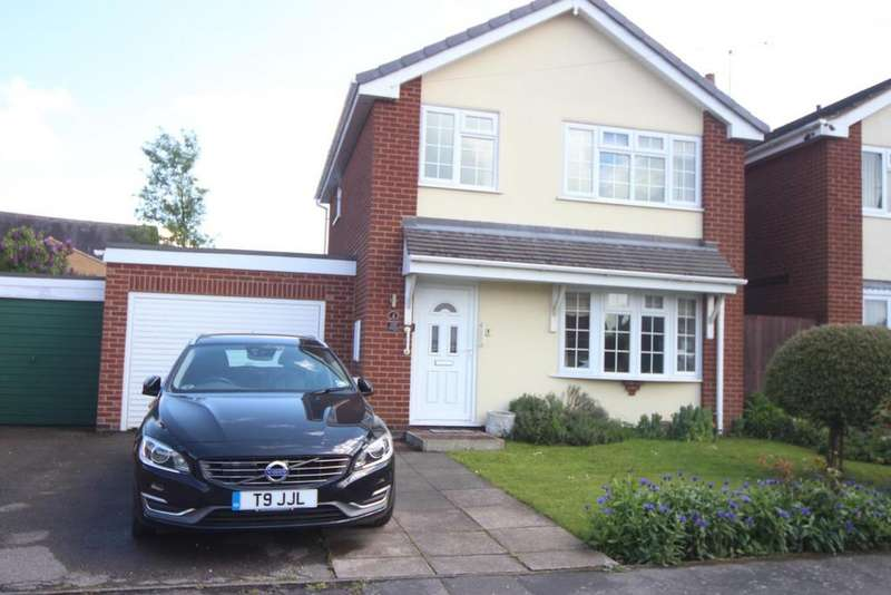 3 Bedrooms Detached House for sale in Sharnford Road, Sapcote