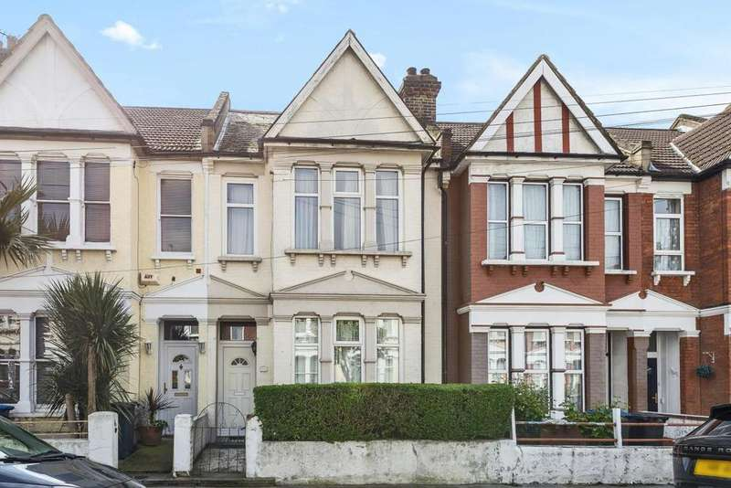4 Bedrooms Terraced House for sale in Huntly Road, South Norwood