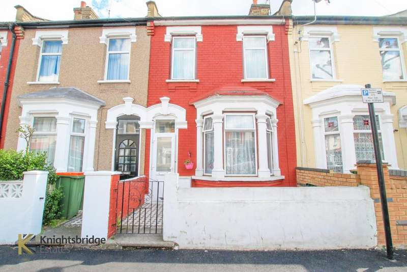 4 Bedrooms House for sale in Ladysmith Avenue, East Ham, E6