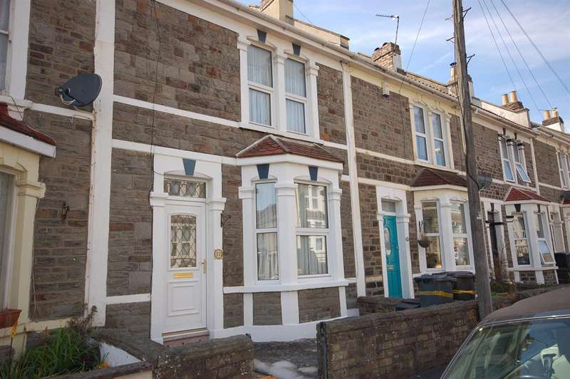 2 Bedrooms Terraced House for sale in Prospect Avenue, Kingswood, Bristol, BS15 1NE