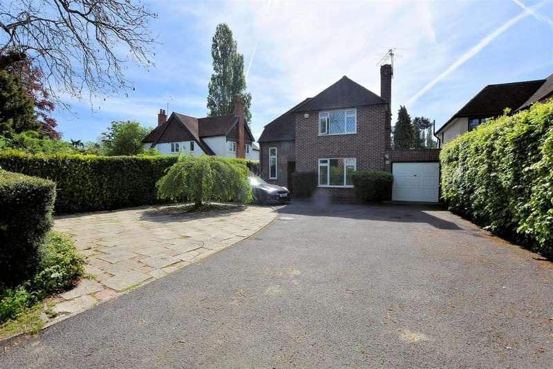 4 Bedrooms Detached House for sale in Oak Tree Road, Tilehurst, Reading