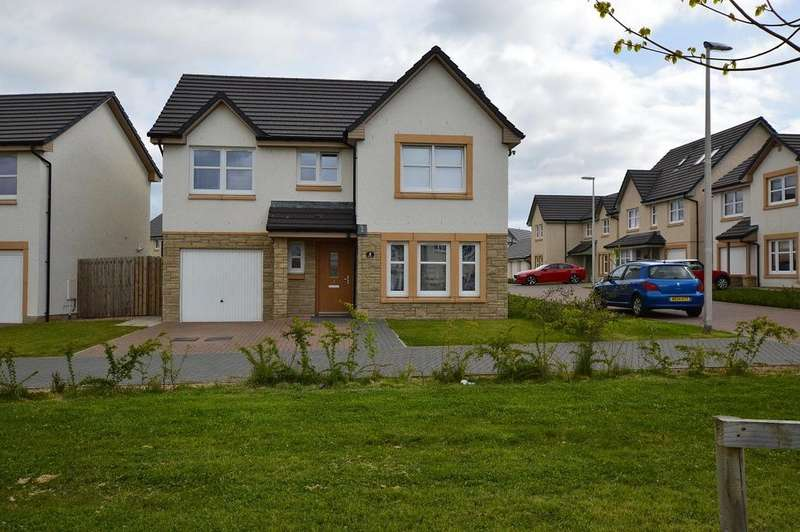 4 Bedrooms Detached Villa House for sale in Canberra Crescent, Kirkcaldy, Kirkcaldy, KY2