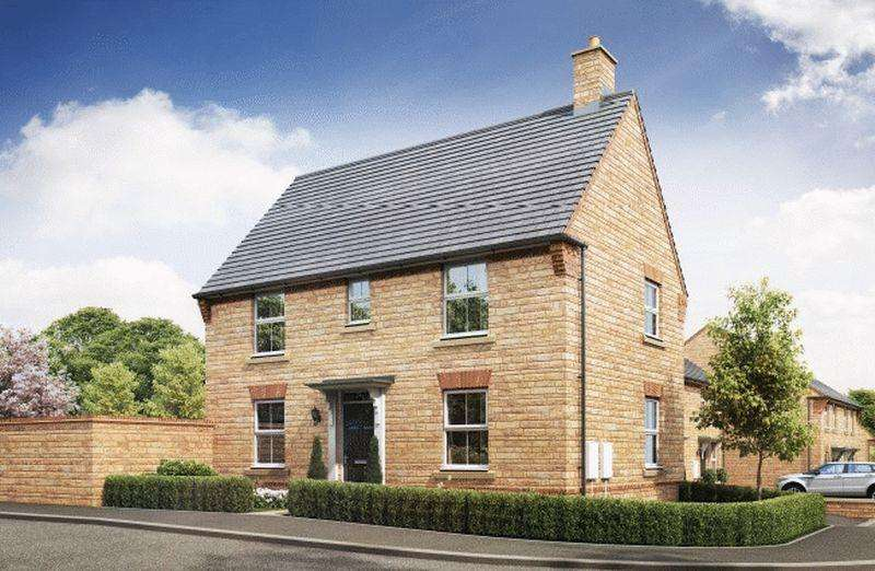3 Bedrooms Detached House for sale in Sunningend View, Coopers Edge GL3 4RJ