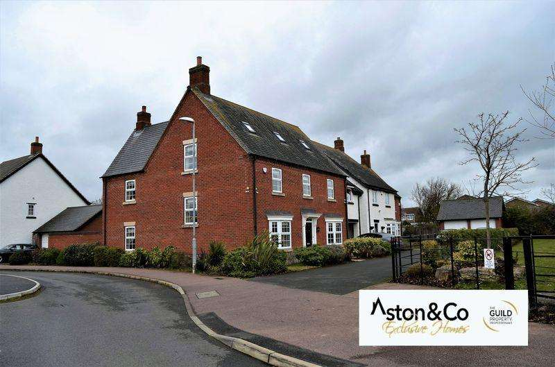6 Bedrooms Detached House for sale in Empingham Drive, Syston Leicestershire