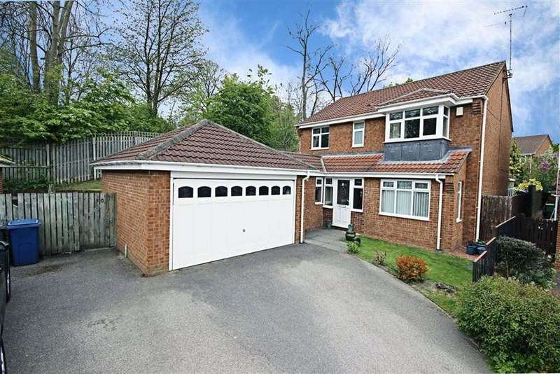 4 Bedrooms Detached House for sale in Mill Dene View, Jarrow, Tyne And Wear