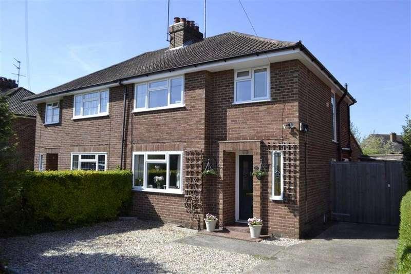 3 Bedrooms Semi Detached House for sale in Bartlemy Road, Newbury, Berkshire, RG14