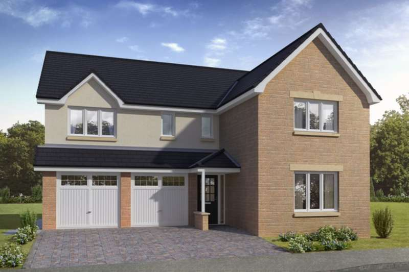 5 Bedrooms Detached House for sale in One Dalhousie, Bonnyrigg, EH19