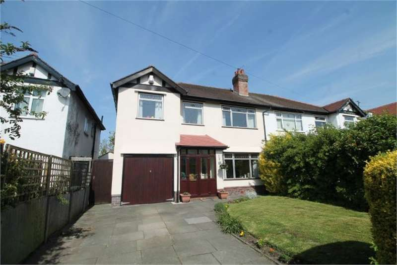 4 Bedrooms Semi Detached House for sale in Park View, Thornton, LIVERPOOL, Merseyside