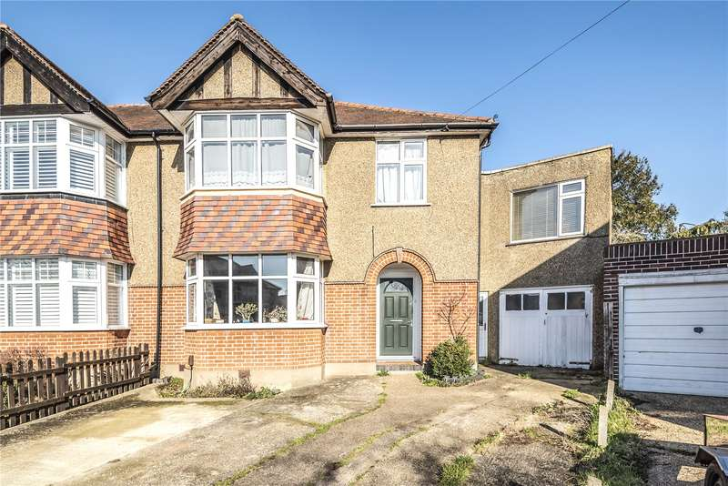 5 Bedrooms Semi Detached House for sale in Maple Close, Ruislip, Middlesex, HA4