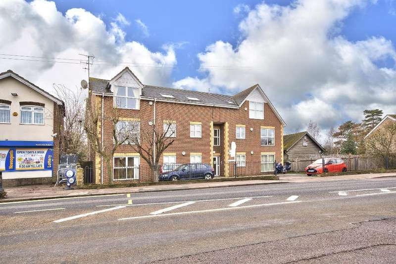 2 Bedrooms Flat for sale in Cardington Road, Bedford, MK42 0DG