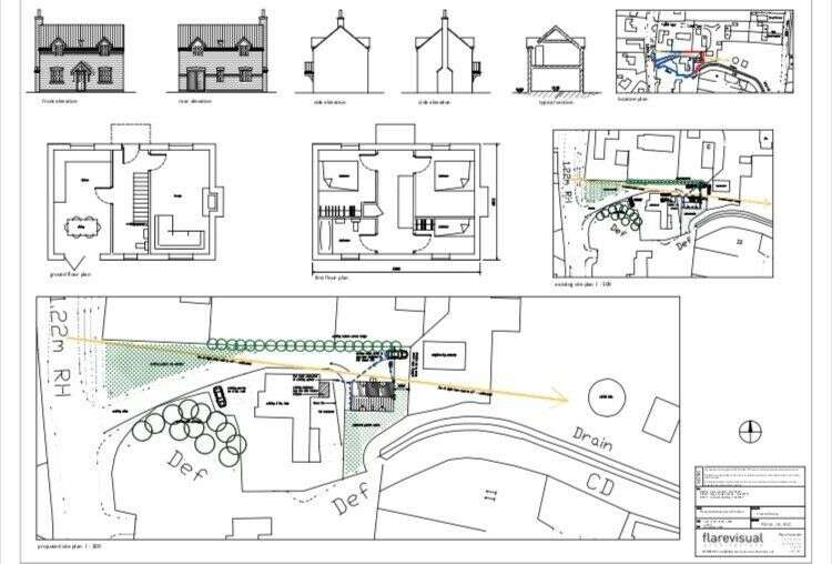 3 Bedrooms Land Commercial for sale in Wainfleet, Lincolnshire, PE24 4EH