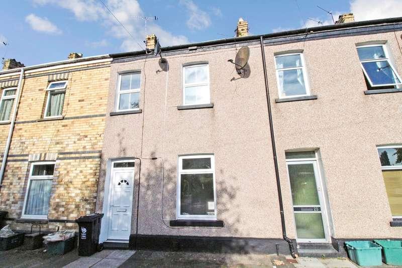 3 Bedrooms Terraced House for sale in Wheeler Street, Newport, NP20