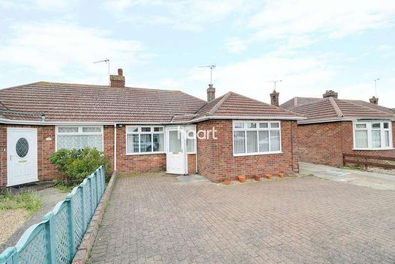 2 Bedrooms Semi Detached Bungalow for sale in Dove Crescent, Harwich