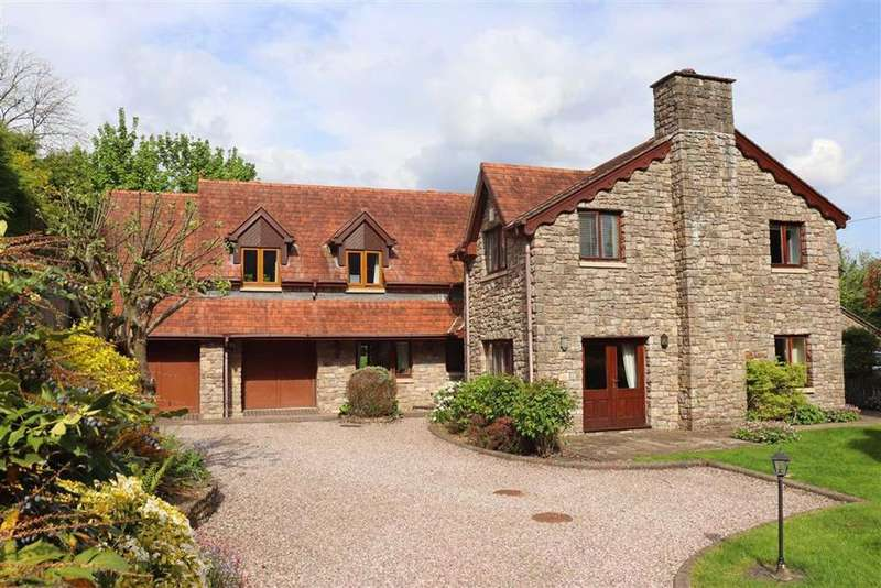 5 Bedrooms Detached House for sale in Chepstow