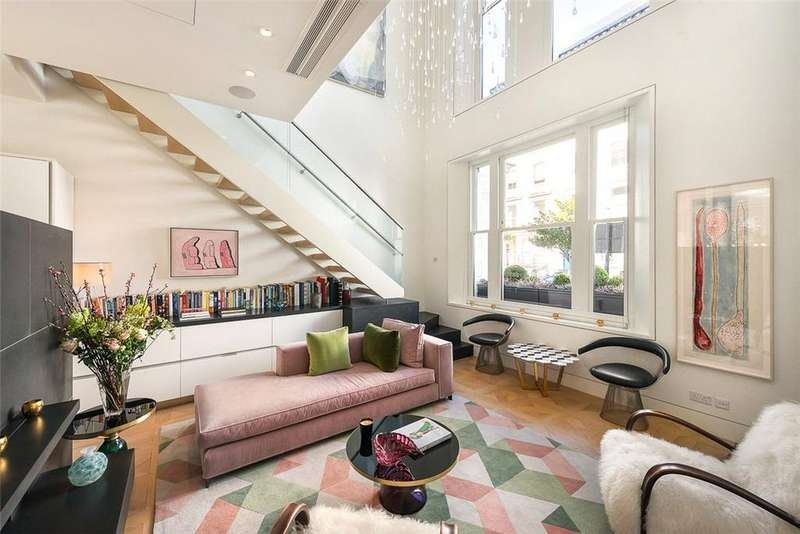 6 Bedrooms Terraced House for sale in Arundel Gardens, Notting Hill, London, W11