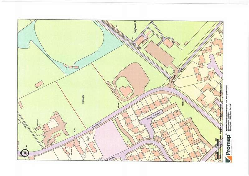Land Commercial for sale in St. Giles Road Calderdale