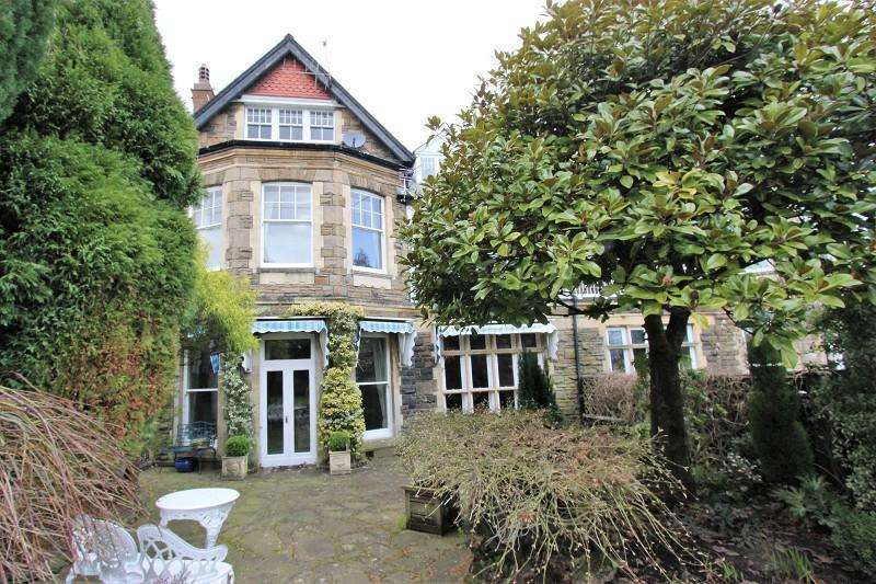 8 Bedrooms Semi Detached House for sale in Stow Park Circle, Newport. NP20 4HF