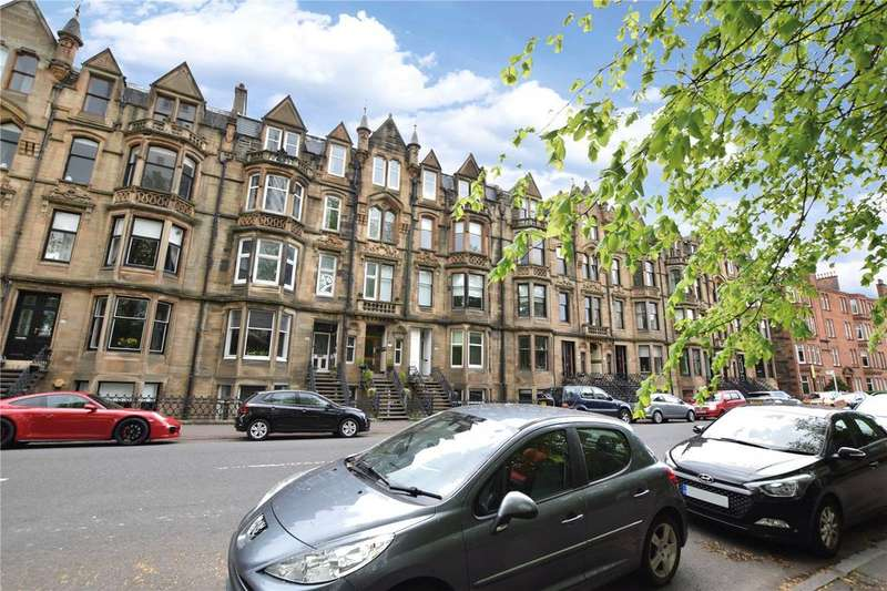 2 Bedrooms Apartment Flat for sale in 2/1, Broomhill Drive, Broomhill, Glasgow