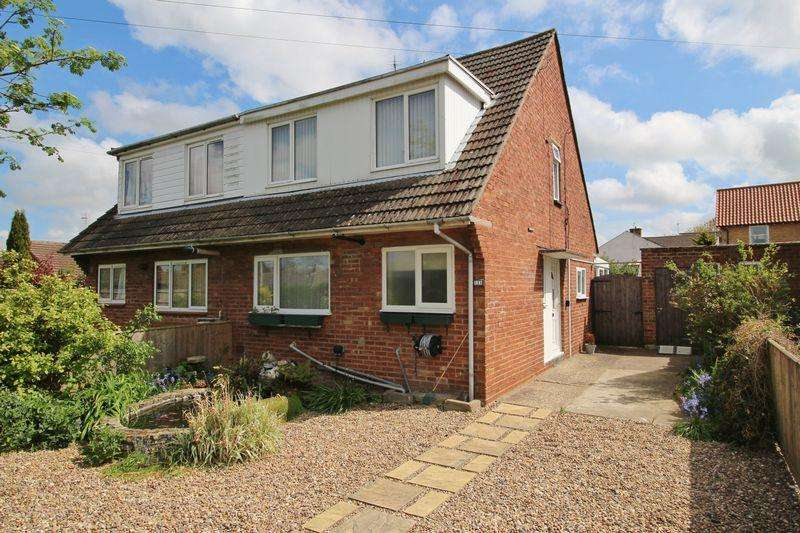 3 Bedrooms Semi Detached House for sale in Christopher Road, Alford