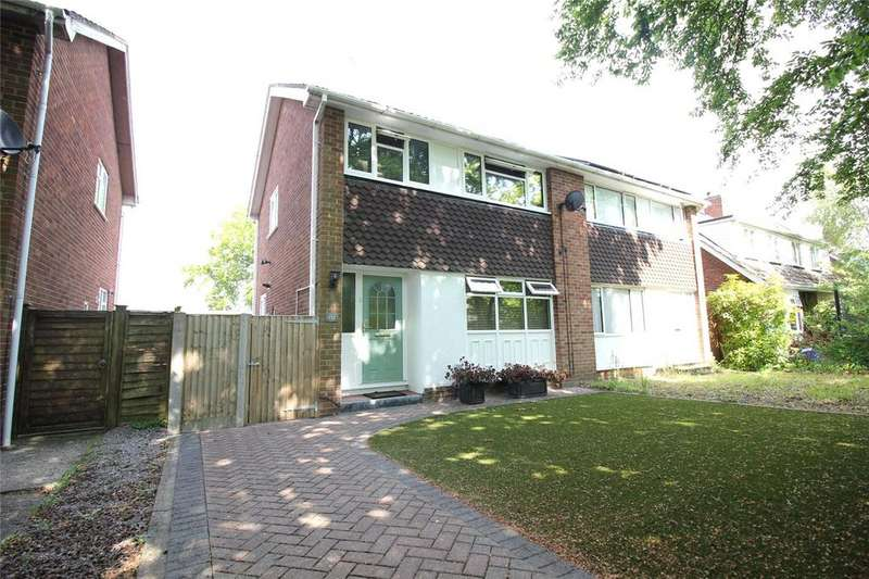 3 Bedrooms Semi Detached House for sale in Fairwater Drive, Woodley, Reading, Berkshire, RG5