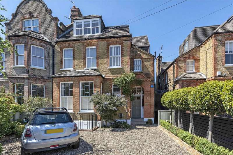 6 Bedrooms Semi Detached House for sale in Killieser Avenue, London, SW2