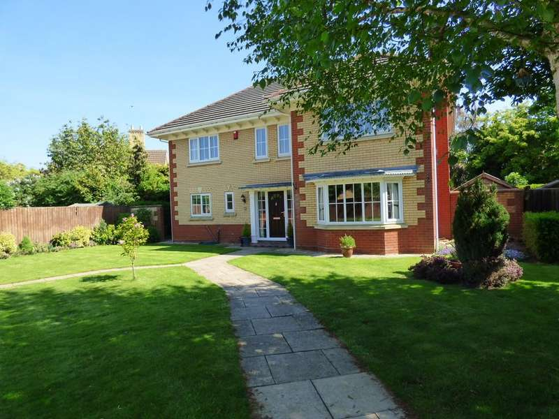 4 Bedrooms Detached House for sale in Wygate Meadows, Spalding