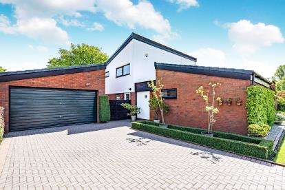 4 Bedrooms Detached House for sale in Ledsham Close, Birchwood, Warrington, Cheshire