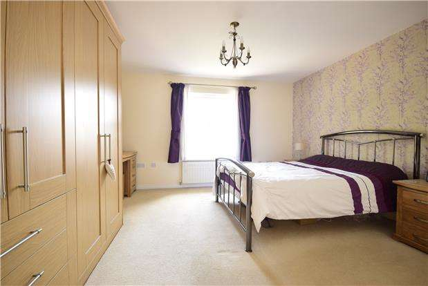 4 Bedrooms Terraced House for sale in Old Quarry Gardens, Mangotsfield, BRISTOL, BS16 9AF