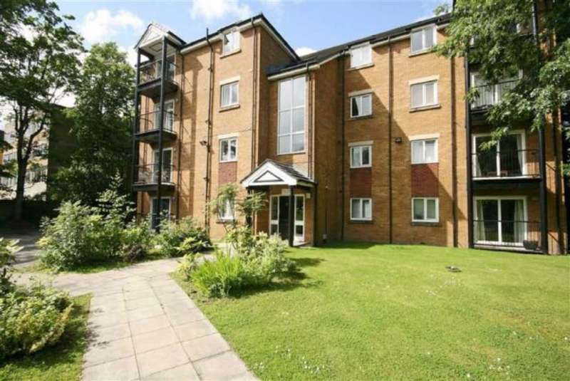 2 Bedrooms Flat for sale in Dawn Court, Manchester
