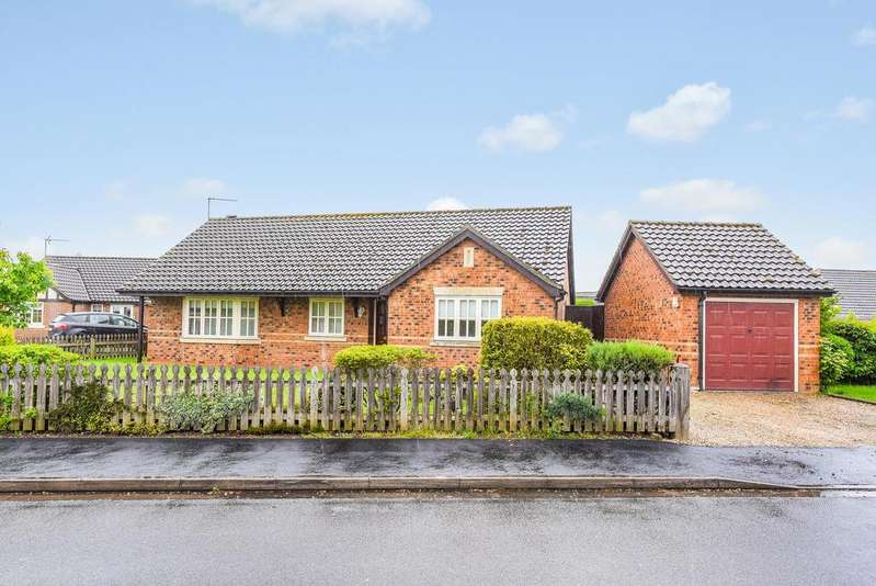 3 Bedrooms Detached Bungalow for sale in The Chase , Fishtoft, Boston PE21